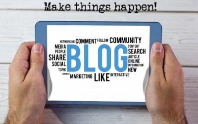 ¿Porqué necesitas un blog para tu web?