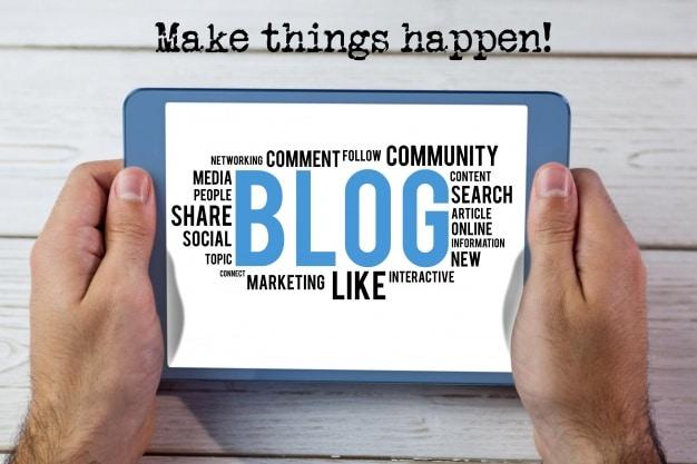 ¿necesito un blog para mi web?